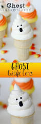 the 25 best ghost cupcakes ideas on pinterest halloween