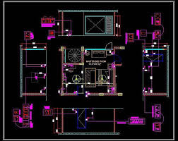 electrical layout of master bedroom plan n design