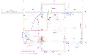 Slab Foundation Floor Plans Sewage System