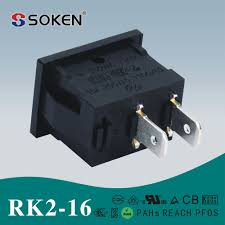 rk2 16 rohs ul rocker switch marine panel with wiring diagram t85