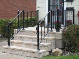 Outside Banister Railings Best 25 Aluminum Railings Ideas On Pinterest Aluminum Deck