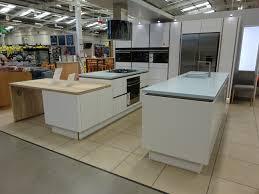 28 ex display kitchen cabinets ballerina premium white ex
