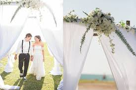 wedding arches adelaide home