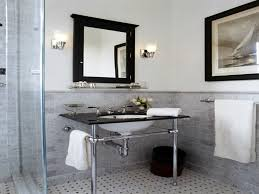 Bathroom Mirror With Storage by Bathroom Black Lowes Medicine Cabinets With Mirrors On White Wall