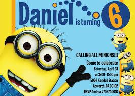 wwe birthday invitation templates minion birthday invitation u2013 gangcraft net