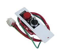 motor rated switch with pilot light quick kit for motor starter metallic enclosure plug and play on