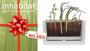 14 green gifts for big inhabitat green design innovation