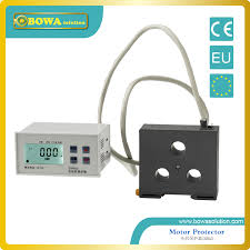 3 phase fan controller protector for 3 phase motor applied in control boxes of