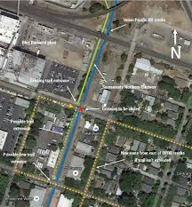 Csus Map Crossing Closure Threatens Trail Sacramento Area Bicycle Advocates