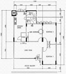 floor plans for bukit batok street 52 hdb details srx property