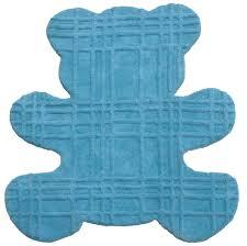 chambre tapis ourson tapis chambre pas cher bleu teddy nattiot
