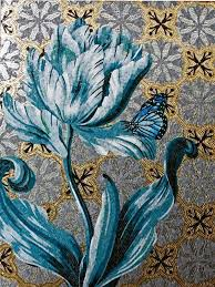 Best Mosaics Decorative Patterns And Walls Images On - Wall mosaic designs