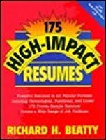 175 high impact cover letters by richard h beatty