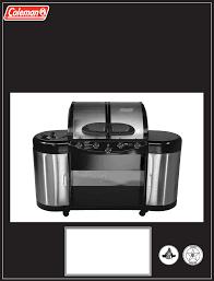 coleman gas grill 5600 user guide manualsonline com