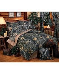 Pink Mossy Oak Comforter Set Amazon Com New Break Up Mossy Oak Camouflage Comforter Set Queen