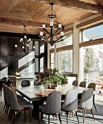 rustic dining room lighting kitchen dominant white kitchen design is flawless to combine all