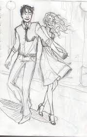 best couple sketch drawing art library
