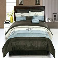 Blue And Brown Bed Sets Blue And Brown Bedding Categories Blue Brown Comforter Sets King
