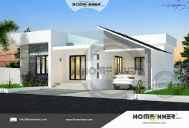 codeartmedia com 2 bedroom modern house plans 899 sq ft 2