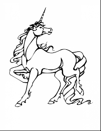 fantastic unicorn coloring pages with unicorn coloring pages