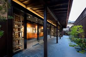 designboom hermes oniki design studio s hermès pop up store opens in japanese townhouse