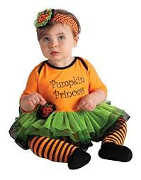 amazon com rubie u0027s costume my first halloween pumpkin princess