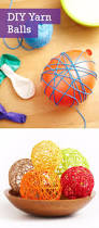 creative and easy diy projects made with yarn