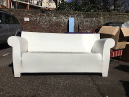 kartell bubble club sofa sale kartell bubble club sofa philippe stark designed in hove east