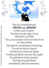 unique wedding invitation wording unique wedding invitation wording ideas best of wedding