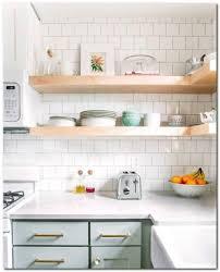 open shelves in kitchen ideas 50 modern open shelf kitchen ideas the interior