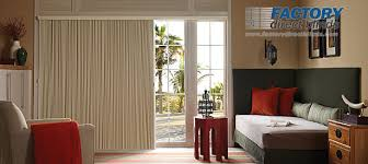Window Covering Ideas For Sliding Glass Doors by Verticals Are Not The Only Option For Sliding Glass Doors