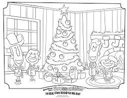 call christmas book u2013 christmas tree coloring