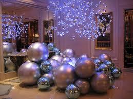 holiday decor at the four seasons george v paris france paris