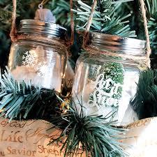 jar tree ornaments 2 giveaways silhouette