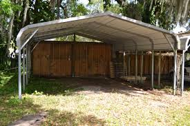 Carport Attached To Garage Carport To Coop Run Conversion Backyard Chickens