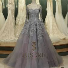 silver wedding dresses compare prices on silver wedding dress sleeve online