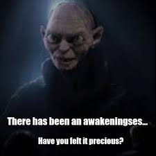 Gollum Meme - snoke is gollum confirmed sequelmemes