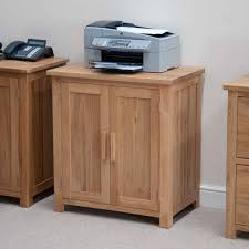 opus oak furniture printer storage cupboard furniture4yourhome