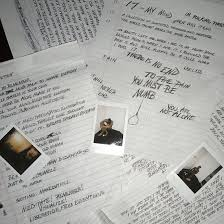 photo album paper xxxtentacion includes photos in artwork for 17