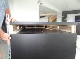 table coulissante cuisine leroy merlin renovation cuisine 1 ilot de cuisine et table