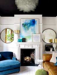 4 ways to decorate your fireplace living after midnite