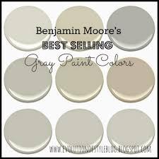 Stonington Gray Benjamin Moore Benjamin Moore U0027s Best Selling Grays Evolution Of Style