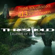threshold legends of the shires enters the german album charts
