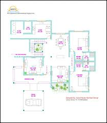 Floor Plans Of Houses In India by Luxury Indian Home Design With House Plan Sqft Kerala 2 Floor