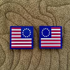 Betsy Ross Flags Tsg Betsy Ross Ranger Eye Morale Patch Set U2013 Titan Strategic Group