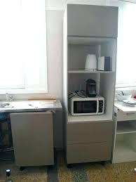 colonne de cuisine pour four encastrable meuble cuisine four et micro onde brainukraine me