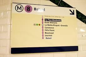 Paris Train And Metro Map by Paris Metro Archives Paris By Train