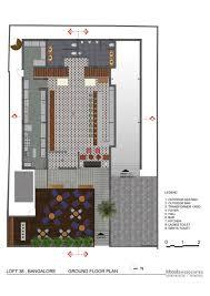 Loft Floor Plan Gallery Of Loft 38 Khosla Associates 17