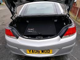 vauxhall astra 1 8vvt twintop design 2006 in manchester gumtree