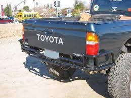 2002 toyota tacoma rear bumper replacement from marlin crawler tacoma rear bumper ttora forum